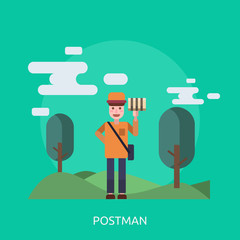 Postman Conceptual Design