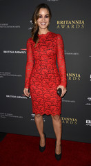 Actress Berenice Marlohe attends the BAFTA Los Angeles Britannia Awards in Beverly Hills, California