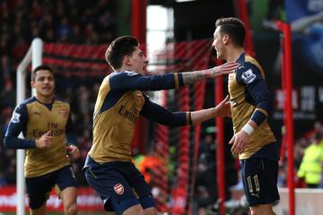 AFC Bournemouth v Arsenal - Barclays Premier League