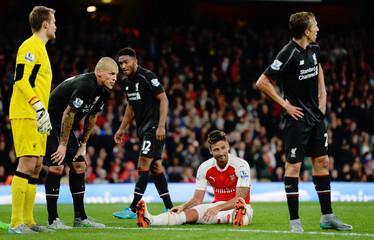 Arsenal v Liverpool - Barclays Premier League