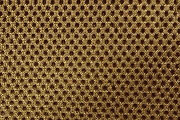 Close-up polyester nylon texture.