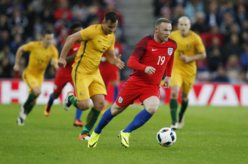 England v Australia - International Friendly