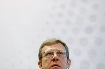 Russia's Finance Minister Alexei Kudrin attends the Reuters Russia Investment Summit in Moscow