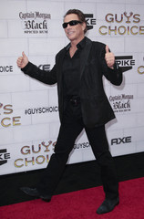 "Actor Jean-Claude Van Damme arrives at Spike TV's 6th annual ""Guys Choice"" awards in Culver City, California"