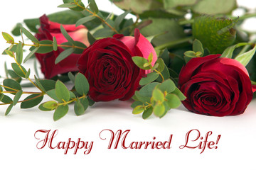 Happy Married Life!