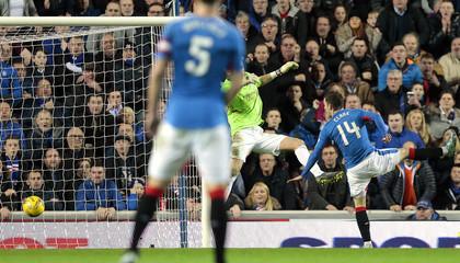 Rangers v Hibernian - Ladbrokes Scottish Championship
