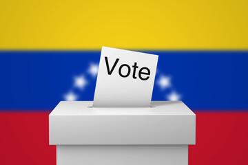Image result for voting boxes in venezuela