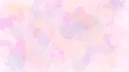 paint like abstract vector background