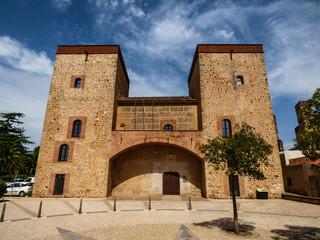 Museum in the Alcazaba of Badajoz, Spain
