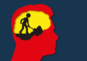 Cerveau - psy - psychologie - santé mentale - psychologue
