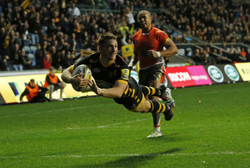 Wasps v Newcastle Falcons - Aviva Premiership