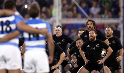 Argentina Rugby Union - Rugby Championship - Argentina v New Zealand All Blacks
