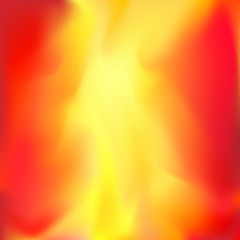 Abstract bright flame layout background