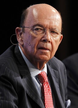 Wilbur Ross Jr., Chairman and CEO, WL Ross & Co. LLC and Chairman, Invesco Private Capital at  2011 The Milken Institute Global Conference  in Beverly Hills