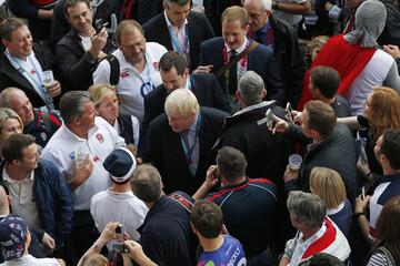 England v Fiji - IRB Rugby World Cup 2015 Pool A