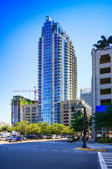 100 North Tampa, the citiy's tallest building on Florida's Gulf Coast.