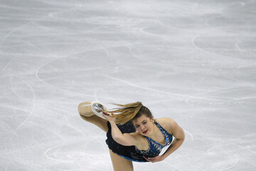 Figure Skating - ISU World Figure Skating Championships - Ladies Short Program - Boston, Massachusetts, United States