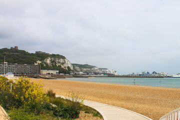 Dover Beach and the White Cliffs of Dover