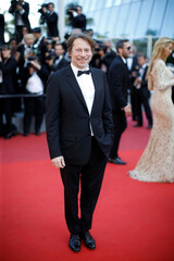 70th Cannes Film Festival - Screening of the film Based on a True Story (D'apres une histoire vraie) out of competition - Red Carpet Arrivals