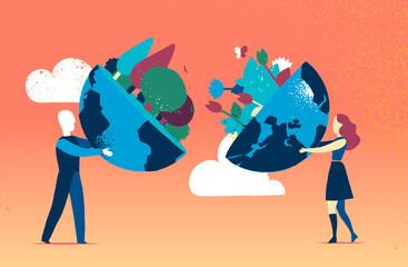 Incontro ecologico globale