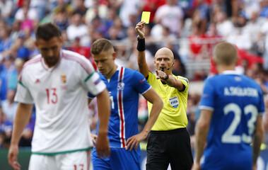 Iceland v Hungary - EURO 2016 - Group F