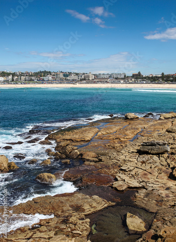Bondi Beach Sydney Australia Is One Of S Most Famous Beaches A Short