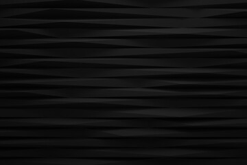 abstract rought dark black blackground  3d render