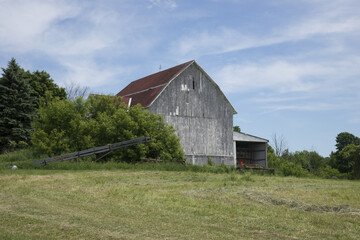 Central new york barn