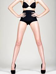 Woman legs high heel Fashion Beautiful