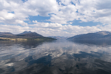 Scotland - The Sound of Sleat