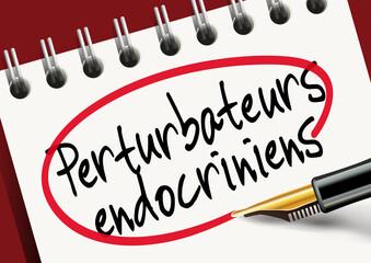 perturbateurs endocriniens - chimie - chimique - santé - pesticide - alimentation