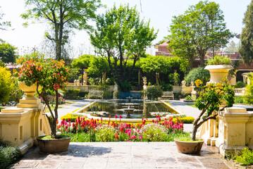 Fototapeta Garden of Dreams Nepal Kathmandu