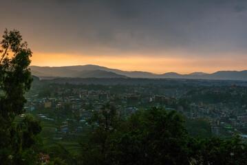 Nepal Kathmandu Tal