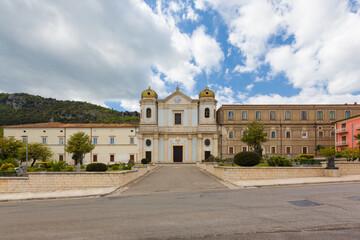 Cerreto Sannita (Benevento, Italy) - Palazzo Vescovile