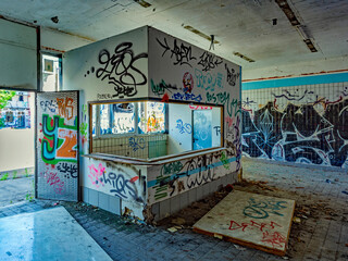 lost places - old slaughterhouse