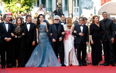 70th Cannes Film Festival - Closing ceremony - Red Carpet Arrivals