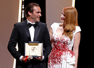 70th Cannes Film Festival - Closing ceremony