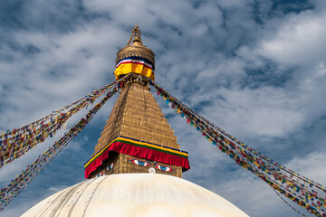 Nepal - Boudhanath