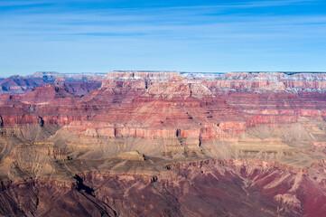 Daytime at Grand Canyon