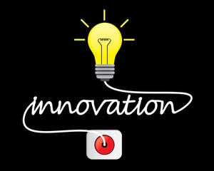 inovation lightbulb