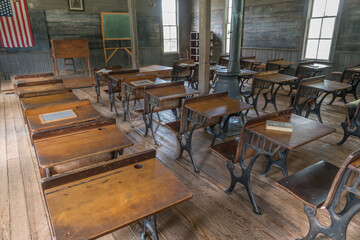 Old Schoolhouse Classroom