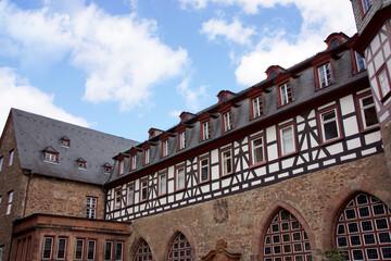 Das Deutsche Haus in Marburg, Hessen