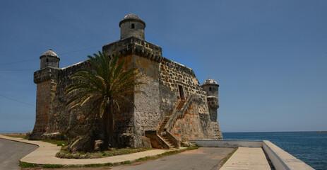 May 2nd 2017 La Chorrera,Y Cojimar fort on the Sea of Cuba