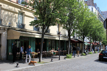 Paris - La Butte Aux Cailles