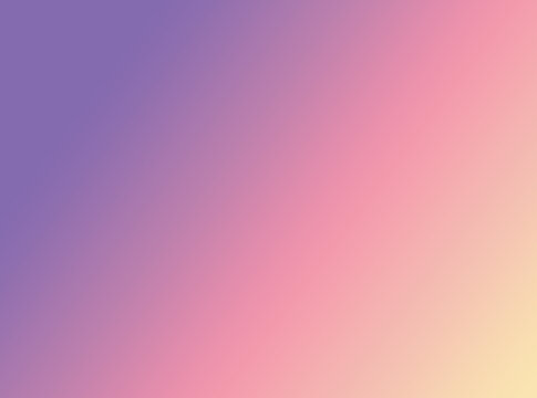 Gradient blue and pink smooth  background