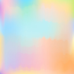 Holographic multicolored background.
