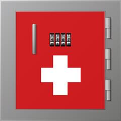coffre fort - fraude fiscale - compte en Suisse - Suisse - fraude