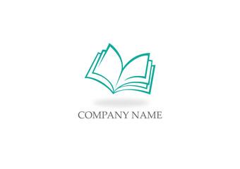 open book education logo