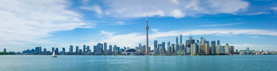 Photo sur Plexiglas Toronto Toronto skyline