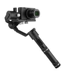 Digital camera with gimbal